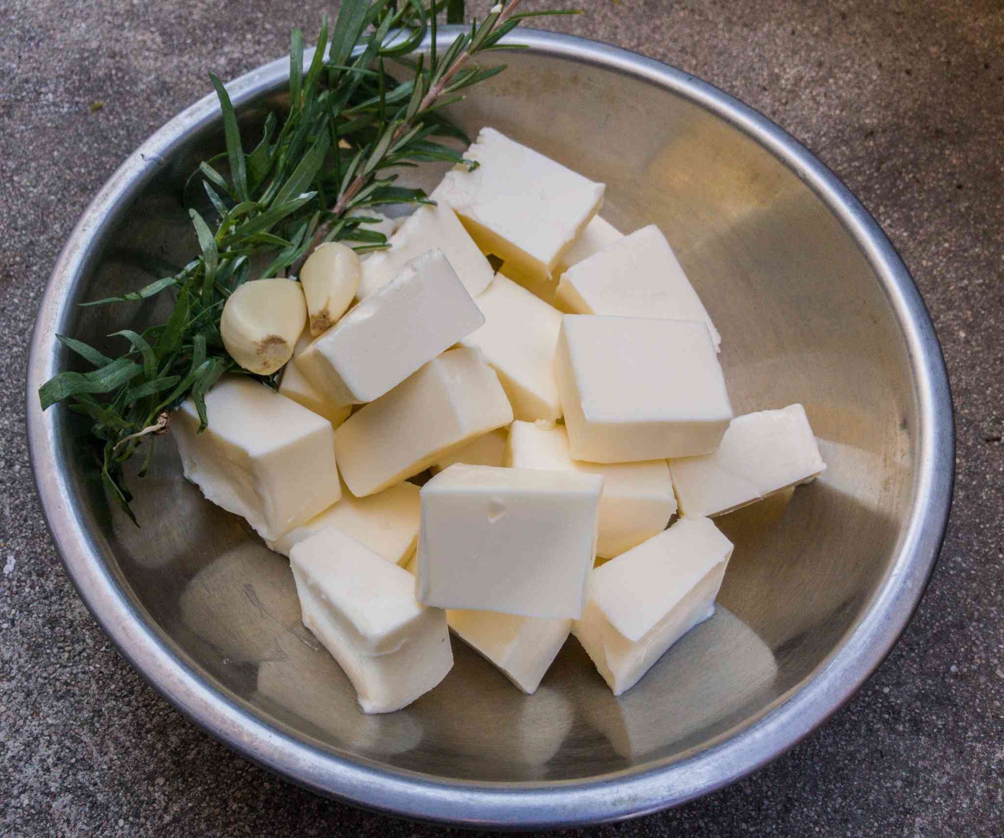 Butter Chunks